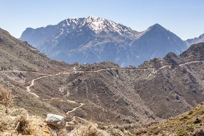 Poria - Kallergis Refuge - Samaria Gorge