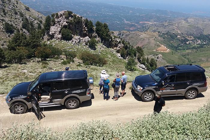 Luxury Jeep Tour