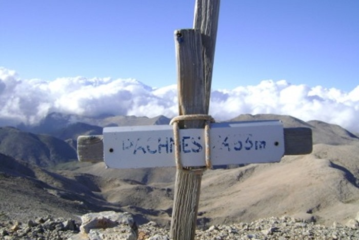 Pachnes Peak